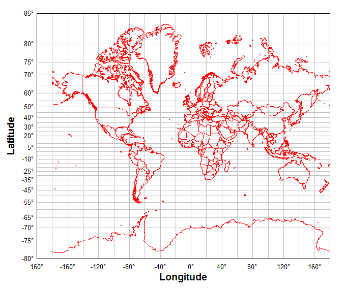 DPlot Geographic Maps